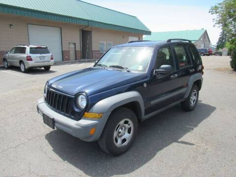 2006 Jeep Liberty for sale at Triple C Auto Brokers in Washougal WA