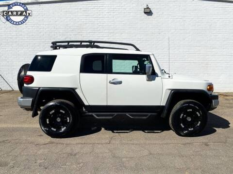 2011 Toyota FJ Cruiser for sale at Smart Chevrolet in Madison NC