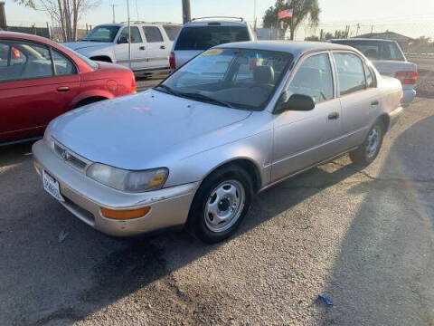 1996 Toyota Corolla for sale at Premier Auto Sales in Modesto CA