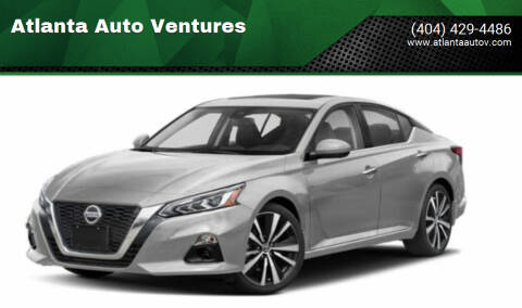 2021 Nissan Altima for sale at Atlanta Auto Ventures in Roswell GA