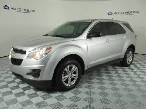2014 Chevrolet Equinox for sale at Curry's Cars Powered by Autohouse - Auto House Tempe in Tempe AZ