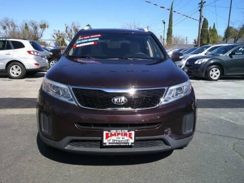 2015 Kia Sorento for sale at Empire Auto Sales in Modesto CA