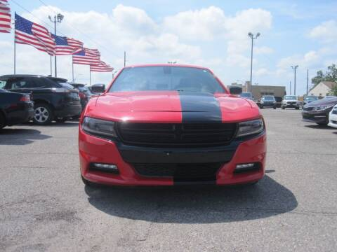 2016 Dodge Charger for sale at T & D Motor Company in Bethany OK