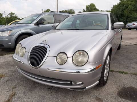 2000 Jaguar S-Type for sale at John - Glenn Auto Sales INC in Plain City OH