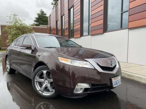 2011 Acura TL for sale at DAILY DEALS AUTO SALES in Seattle WA