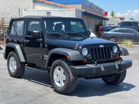 2011 Jeep Wrangler for sale at Brown & Brown Auto Center in Mesa AZ