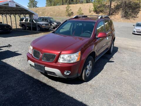 2009 Pontiac Torrent for sale at CARLSON'S USED CARS in Troy ID