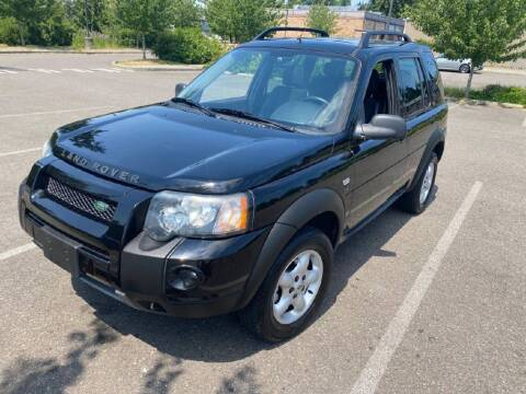 2005 Land Rover Freelander for sale at Washington Auto Loan House in Seattle WA