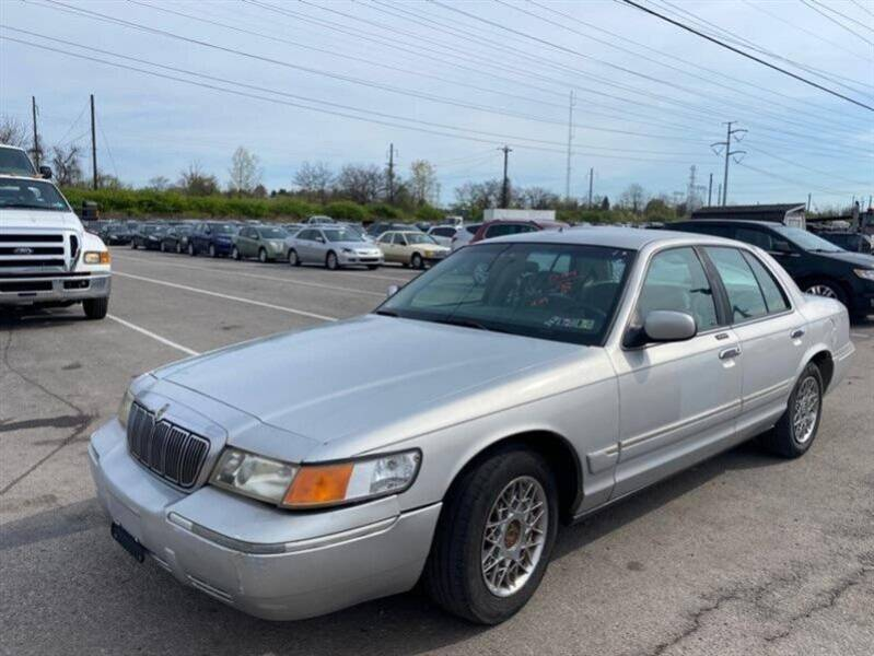 1998 Mercury Grand Marquis for sale at Jeffrey's Auto World Llc in Rockledge PA