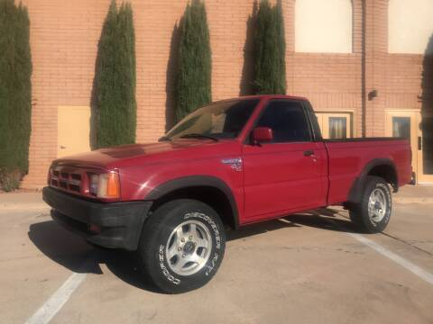 1993 Mazda B-Series Pickup for sale at Freedom  Automotive in Sierra Vista AZ
