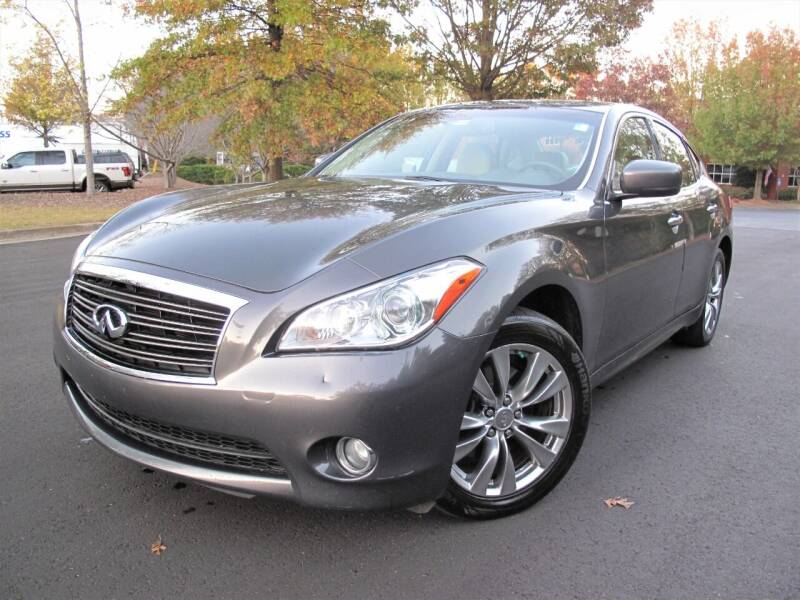 2013 Infiniti M37 for sale at Top Rider Motorsports in Marietta GA