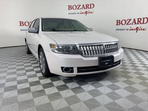 2009 Lincoln MKZ for sale at BOZARD FORD in Saint Augustine FL