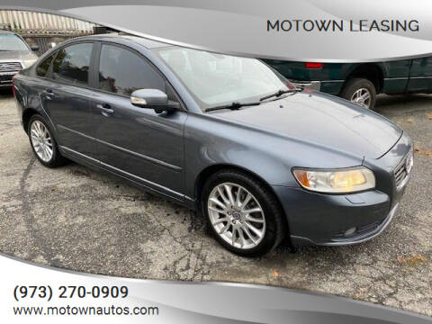 2011 Volvo S40 for sale at Motown Leasing in Morristown NJ