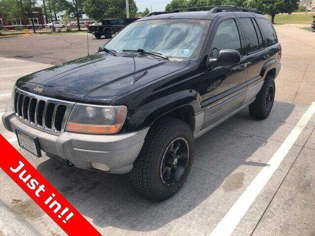 2000 Jeep Grand Cherokee for sale at MIDWAY CHRYSLER DODGE JEEP RAM in Kearney NE