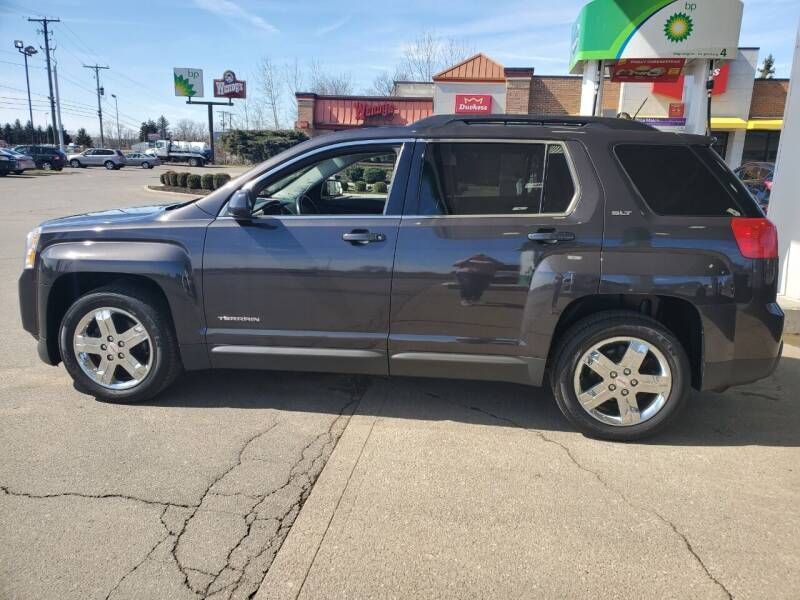 2013 GMC Terrain for sale at Xtreme Motors Plus Inc in Ashley OH