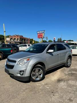 2012 Chevrolet Equinox for sale at Big Bills in Milwaukee WI