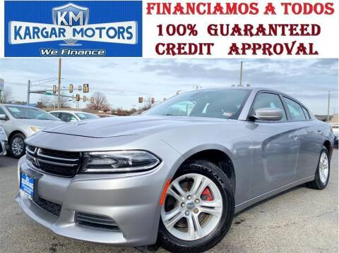 2015 Dodge Charger for sale at Kargar Motors of Manassas in Manassas VA