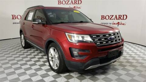 2016 Ford Explorer for sale at BOZARD FORD in Saint Augustine FL