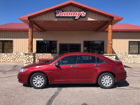 2012 Chrysler 200 for sale at Tommy's Car Lot in Chadron NE