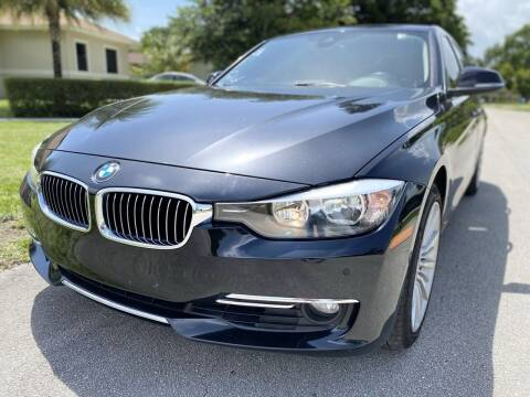 2014 BMW 3 Series for sale at CAR UZD in Miami FL