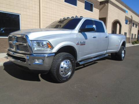 2015 RAM Ram Pickup 3500 for sale at COPPER STATE MOTORSPORTS in Phoenix AZ
