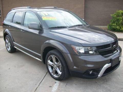 2017 Dodge Journey for sale at Cliff Bland & Sons Used Cars in El Dorado Springs MO