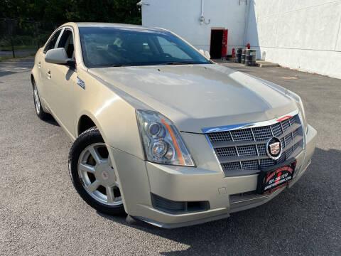 2009 Cadillac CTS for sale at JerseyMotorsInc.com in Teterboro NJ