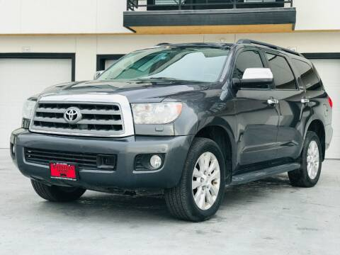 2014 Toyota Sequoia for sale at Avanesyan Motors in Orem UT