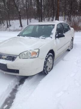 2006 Chevrolet Malibu for sale at Coz Motors in Morley MI