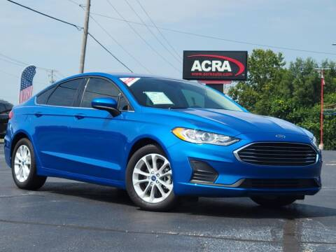 2020 Ford Fusion for sale at BuyRight Auto in Greensburg IN