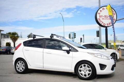2012 Ford Fiesta for sale at San Mateo Auto Sales in San Mateo CA