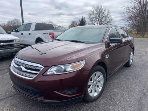 2012 Ford Taurus for sale at Blake Hollenbeck Auto Sales in Greenville MI