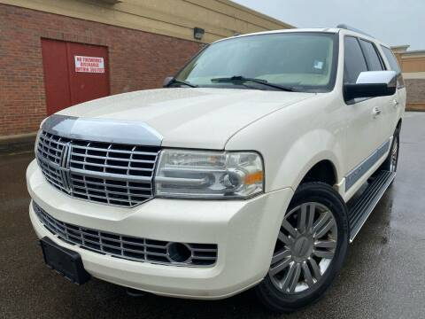 2007 Lincoln Navigator for sale at Gwinnett Luxury Motors in Buford GA