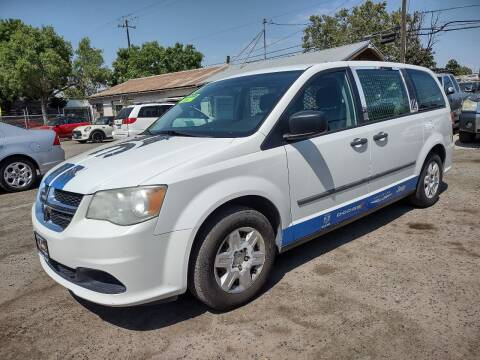 2011 Dodge Grand Caravan for sale at Larry's Auto Sales Inc. in Fresno CA