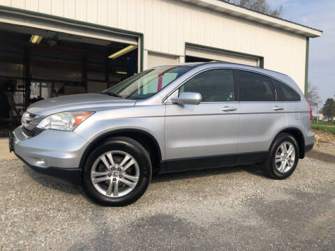 2010 Honda CR-V for sale at Purpose Driven Motors in Sidney OH