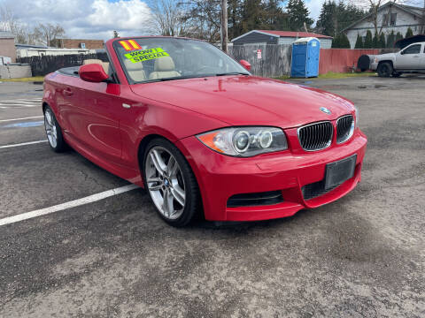 2011 BMW 1 Series for sale at Low Price Auto and Truck Sales, LLC in Brooks OR