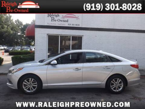 2015 Hyundai Sonata for sale at Raleigh Pre-Owned in Raleigh NC
