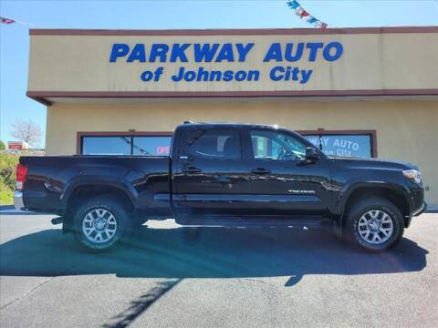 2016 Toyota Tacoma for sale at PARKWAY AUTO SALES OF BRISTOL - PARKWAY AUTO JOHNSON CITY in Johnson City TN
