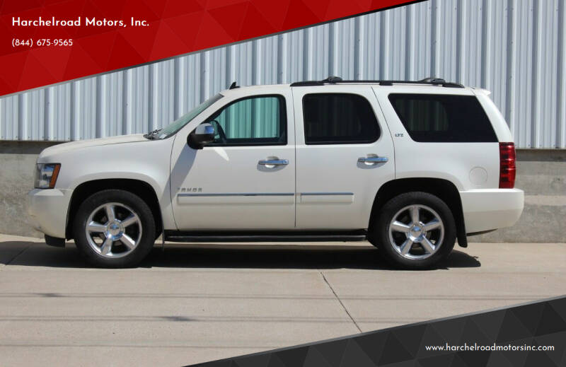 2011 Chevrolet Tahoe for sale at Harchelroad Motors, Inc. in Imperial NE