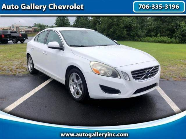2012 Volvo S60 for sale at Auto Gallery Chevrolet in Commerce GA