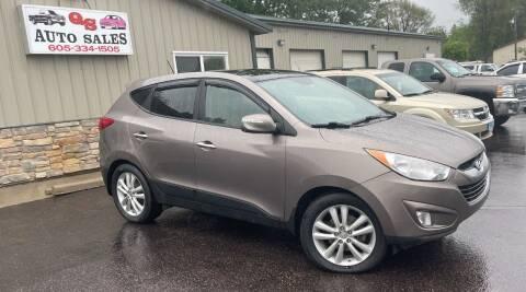 2012 Hyundai Tucson for sale at QS Auto Sales in Sioux Falls SD