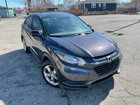 2018 Honda HR-V for sale at Some Auto Sales in Hammond IN