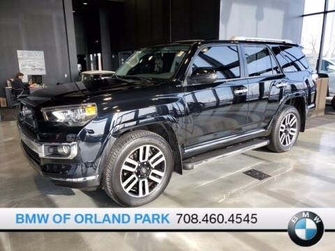 2018 Toyota 4Runner for sale at BMW OF ORLAND PARK in Orland Park IL