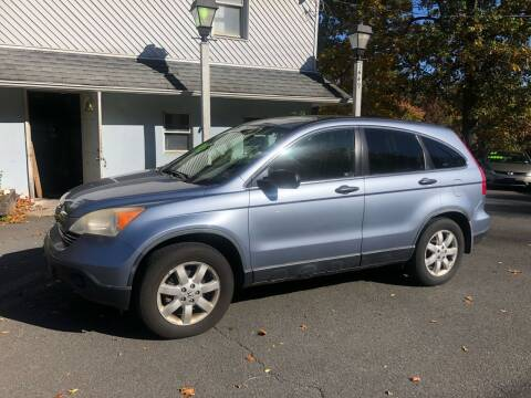 2007 Honda CR-V for sale at 22nd ST Motors in Quakertown PA