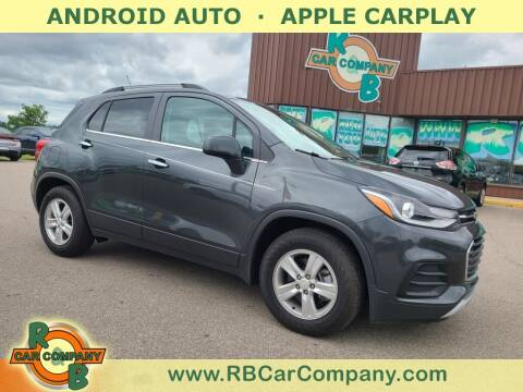 2018 Chevrolet Trax for sale at R & B Car Co in Warsaw IN