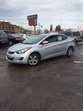 2011 Hyundai Elantra for sale at Big Bills in Milwaukee WI