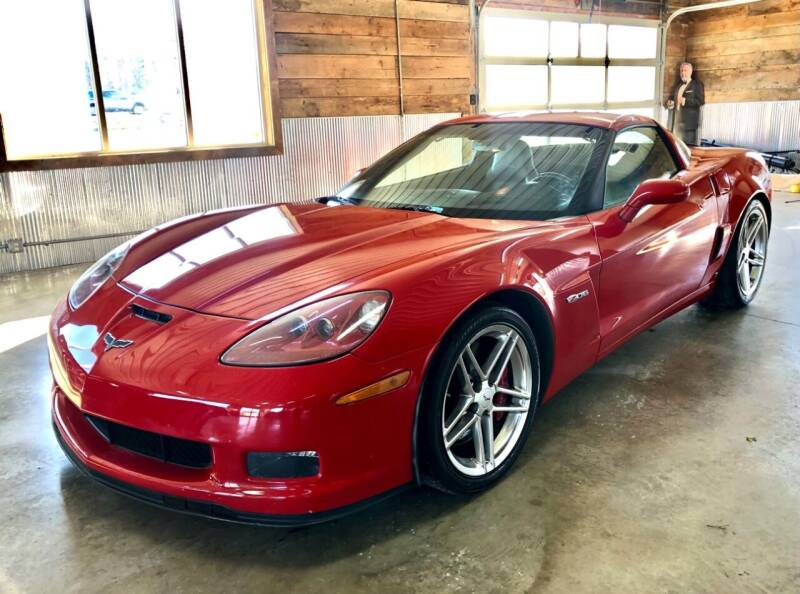 2006 Chevrolet Corvette for sale at Torque Motorsports in Rolla MO