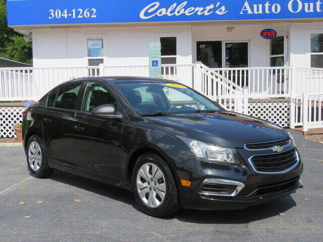 2016 Chevrolet Cruze Limited for sale at Colbert's Auto Outlet in Hickory NC