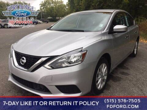 2019 Nissan Sentra for sale at Fort Dodge Ford Lincoln Toyota in Fort Dodge IA