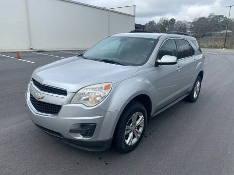 2010 Chevrolet Equinox for sale at Allrich Auto in Atlanta GA